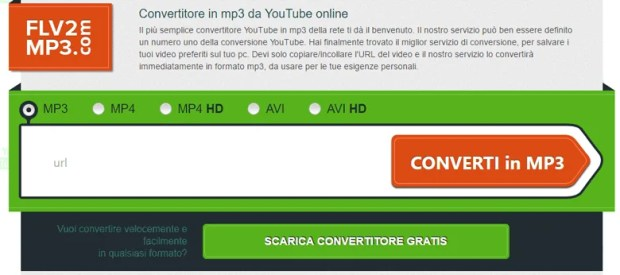 convertitore gratis mp3