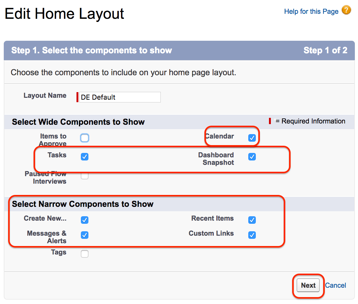 Layouts in Salesforce – All You Need To Know