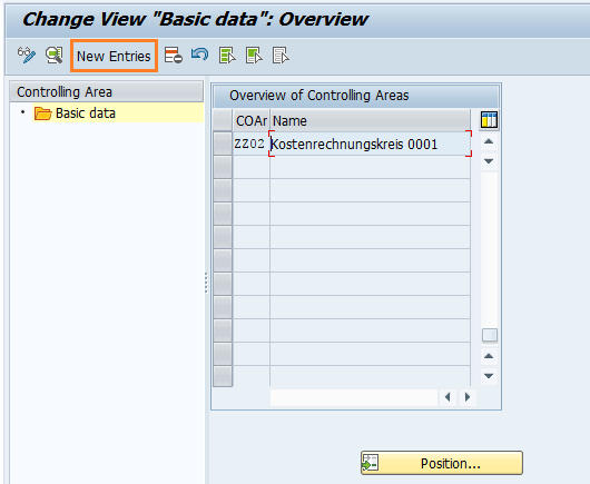 how to create plant in sap