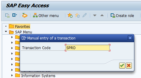 manual entry of a transaction codes