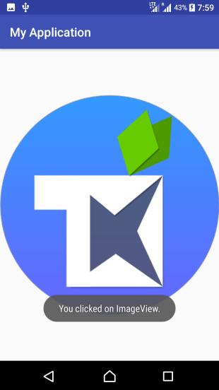 set OnClickListener for ImageView in Kotlin Android - Tutorial - www.tutorialkart.com