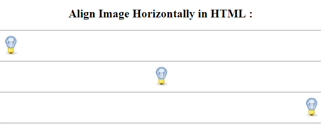 Align images in html css center horizontal - Div horizontal align ...