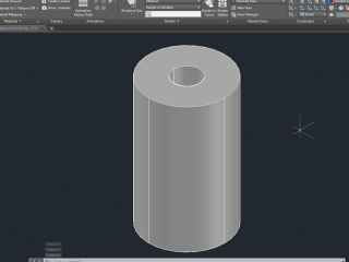 How to Extrude Path in AutoCAD