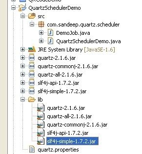 Quartz Scheduler Scheduling Job in Java -Tutorial Savvy