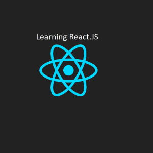 ReactJS : Getting Started 2