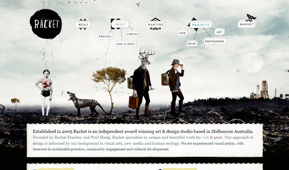 10 Best CSS Designs - Inspiration of the Week #02 2