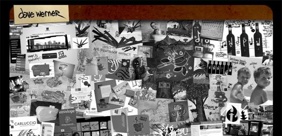 12 Fresh and Inspirational Portfolios - Inspirational Work 9