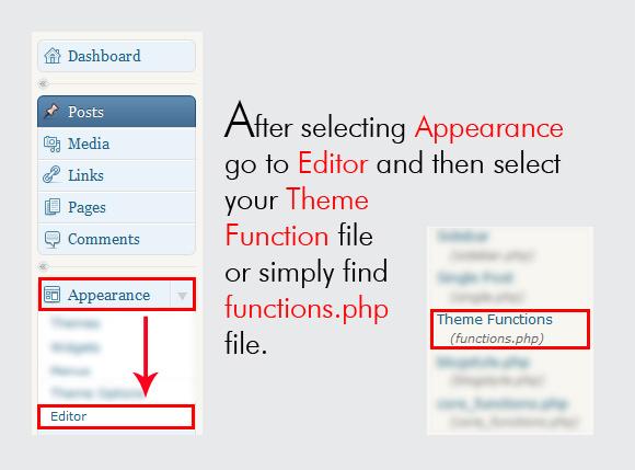 Add About Author Under Each Post – WordPress 2