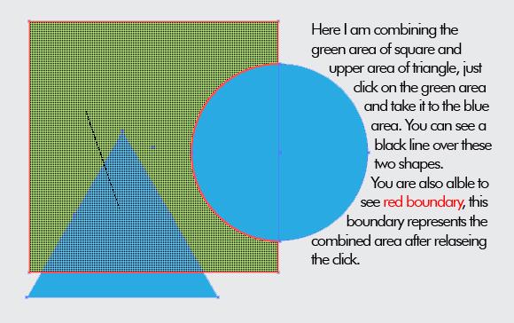 Shape Builder Tool in Adobe Illustrator CS5 4