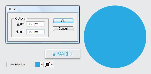 Web 2.0 Sticker Button Effect in Adobe Illustrator 3
