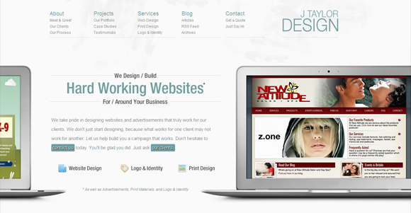 Lehigh Valley PA Website Design and Graphic Design