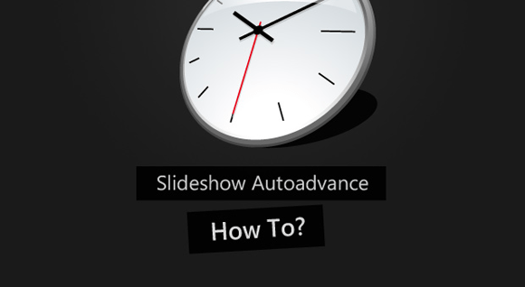 Auto-Advancing Slideshows