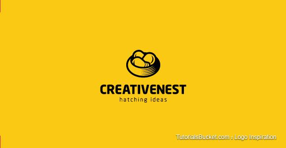 CreativeNest - Logo