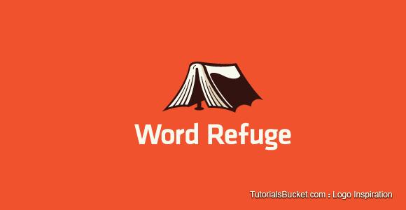 Word Refuge - Logo