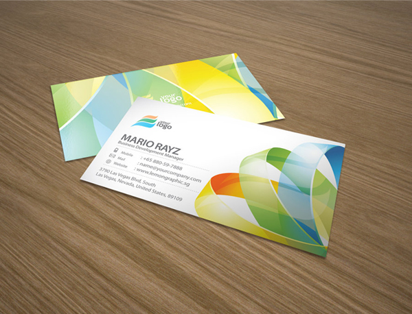 Inspirational Business Cards 31
