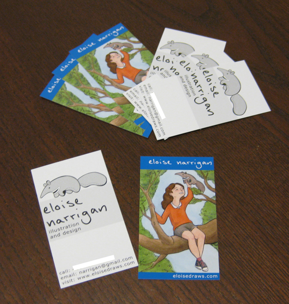 Inspirational Business Cards 9
