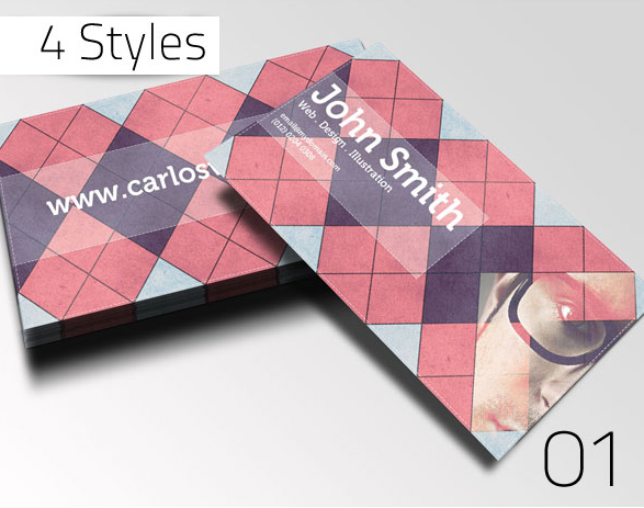 Inspirational Business Cards 24