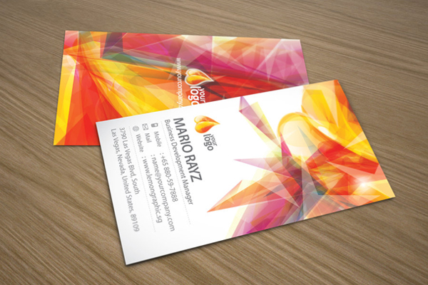 Inspirational Business Cards 17