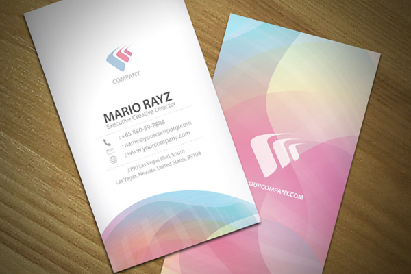 Inspirational Business Cards 8