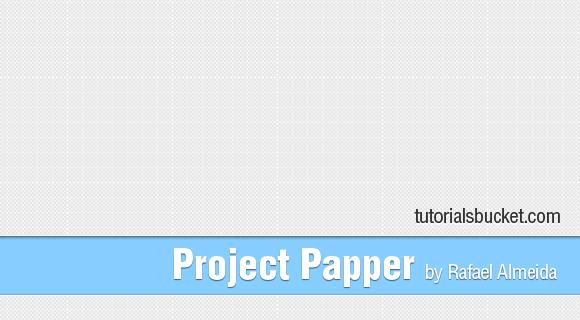 Project Papper Pattern