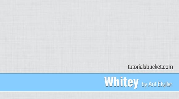Whitey Pattern