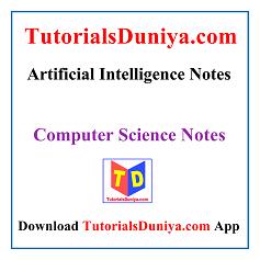 Artificial Intelligence Handwritten Notes PDF
