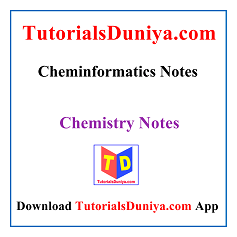 Cheminformatics Notes PDF