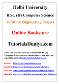 Online Bookstore Software Engineering Project PDF