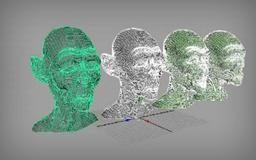 Blend Shapes in The Ultimate Collection Of Maya 3D Tutorials