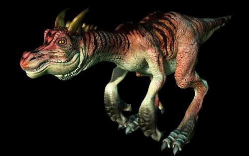 Dragon in The Ultimate Collection Of Maya 3D Tutorials
