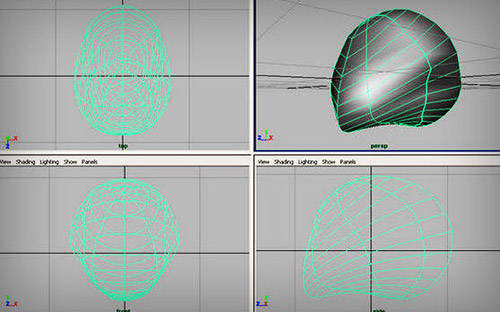 Layered Textures in The Ultimate Collection Of Maya 3D Tutorials