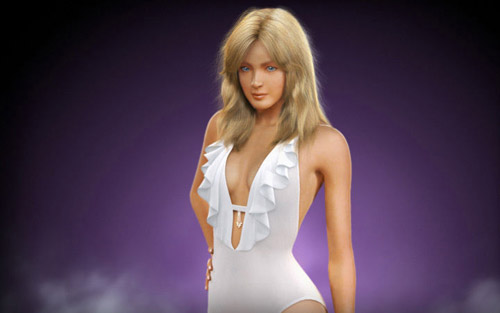 Swimsuit in The Ultimate Collection Of Maya 3D Tutorials