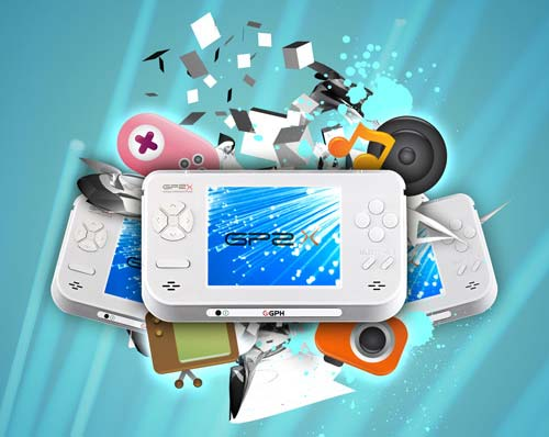 portable-gaming-device-poster