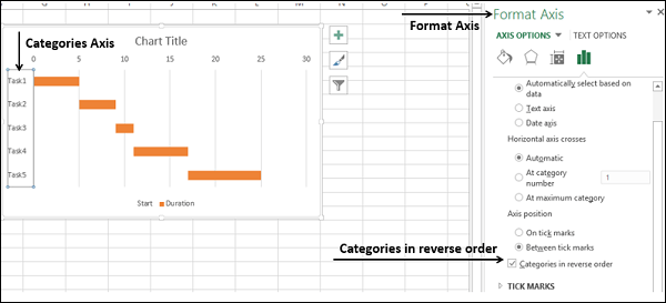 Check Box Categories