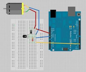 Arduino DC Motor