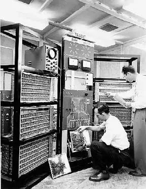 First Generation computer was over 29 Ton and used 17000 tubes for processing