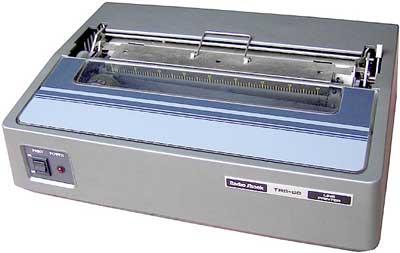 Line Printer
