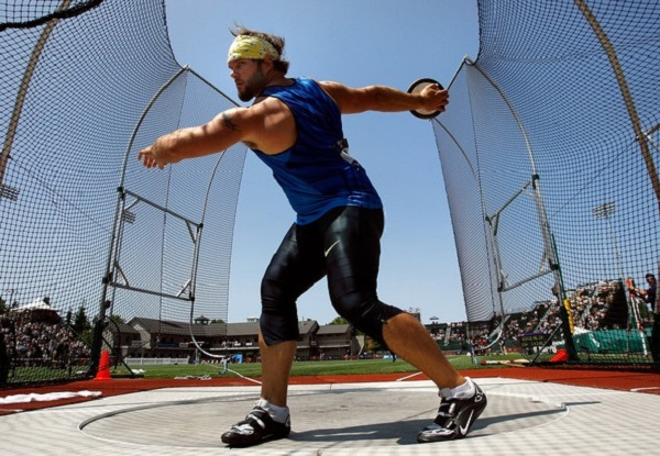 Rules Regarding Discus