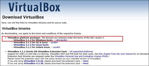 Première page de la boîte virtuelle Comment installer et configurer kali linux dans virtuel box