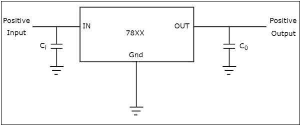Fixed voltage regulator