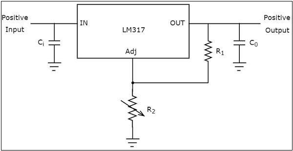Voltage Regulator IC