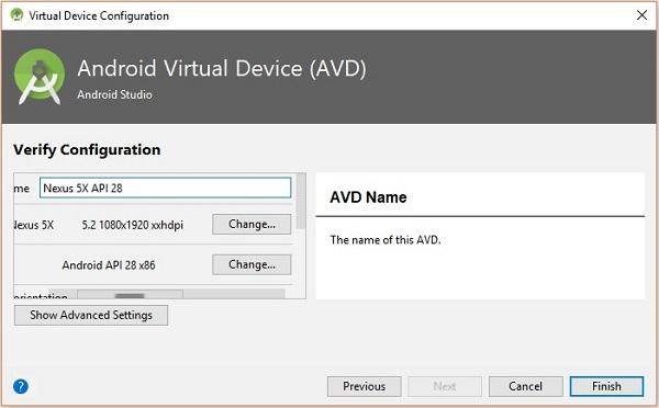 Verify Configuration