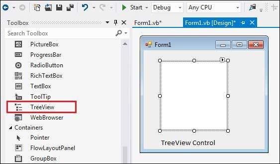 Image result for TreeView in vb.net