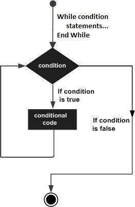 VBNet While End While Loop