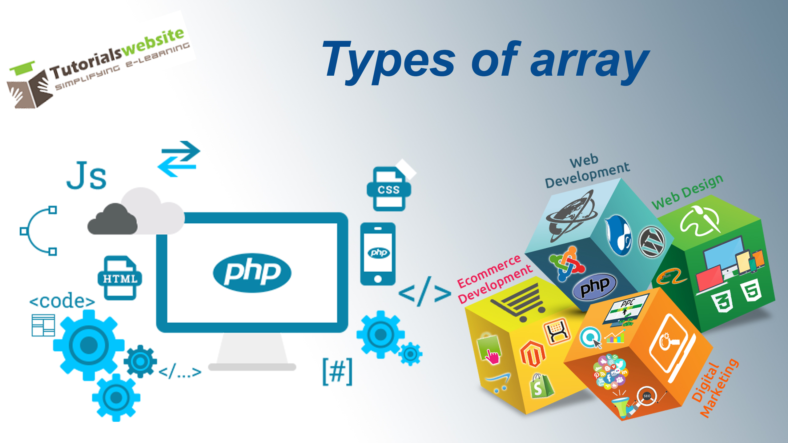 types of array