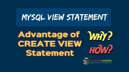 create-view-statement