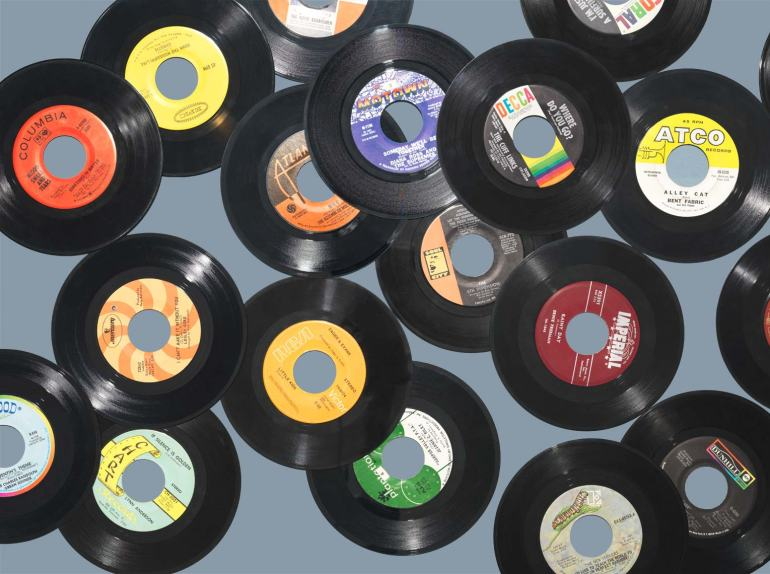 Relics of Technology - 45s