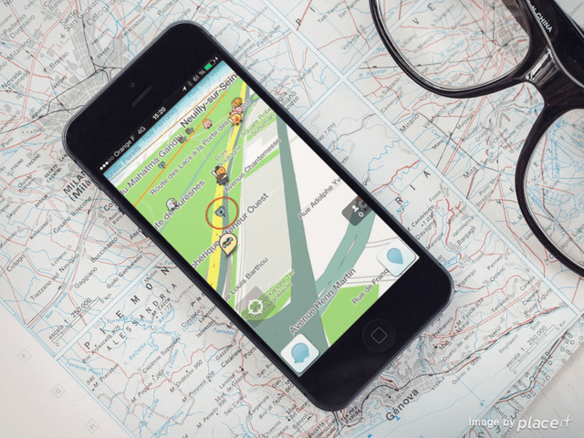 comment activer les radars fixes sur le gps waze tutoriel iphone. Black Bedroom Furniture Sets. Home Design Ideas