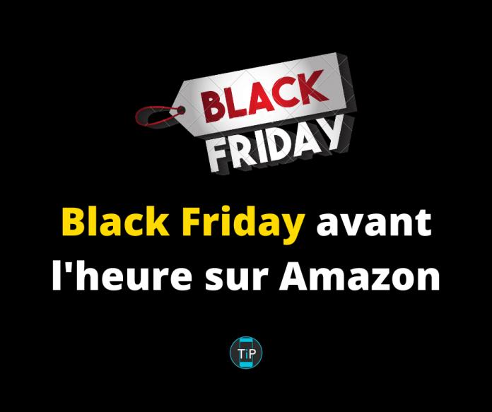 Black Friday avant l'heure sur Amazon