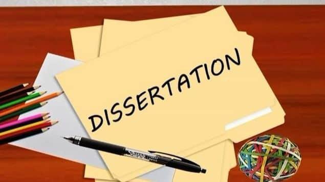 préparer un sujet de dissertation en RDC